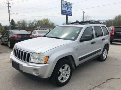 2006 Jeep Grand Cherokee for sale at Auto Target in O'Fallon MO