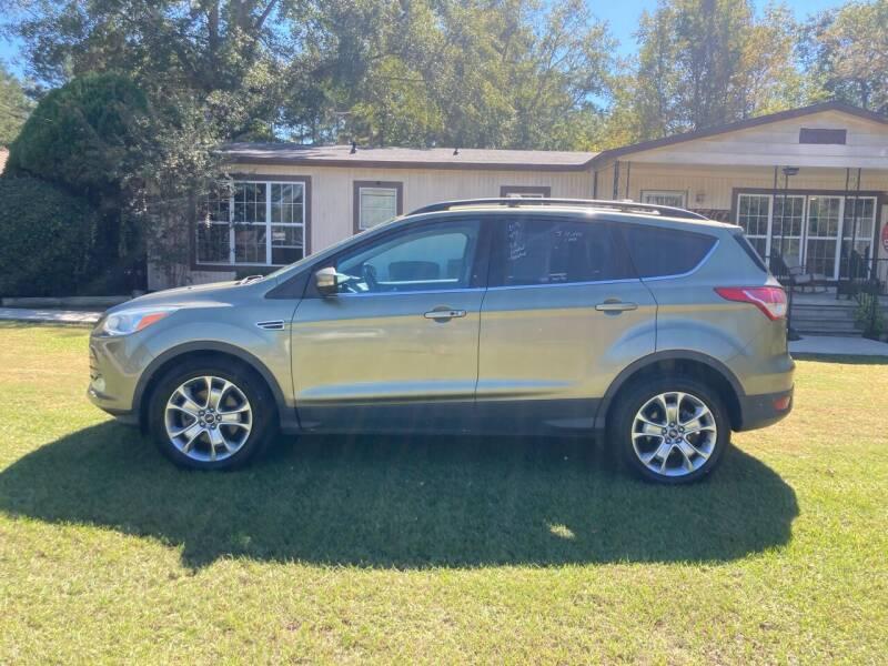 2013 Ford Escape for sale at Joye & Company INC, in Augusta GA