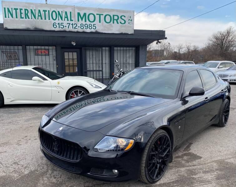 2011 Maserati Quattroporte for sale in Nashville, TN