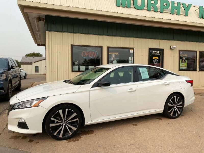 2019 Nissan Altima for sale at Murphy Motors Next To New Minot in Minot ND