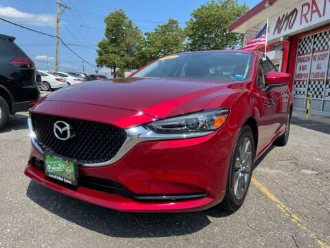 2018 Mazda MAZDA6 for sale at AUTORAMA SALES INC. - Farmingdale in Farmingdale NY