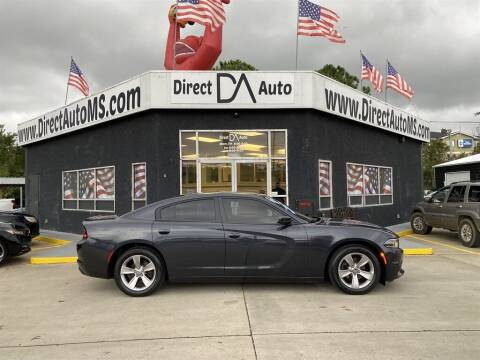 2018 Dodge Charger for sale at Direct Auto in D'Iberville MS