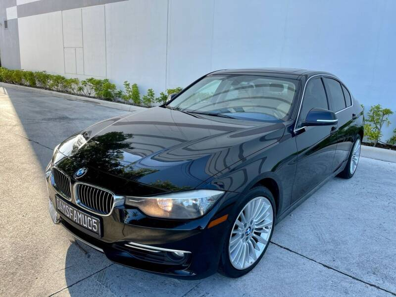 2013 BMW 3 Series for sale at Auto Beast in Fort Lauderdale FL