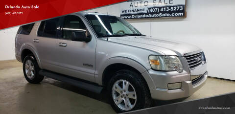 2007 Ford Explorer for sale at Orlando Auto Sale in Orlando FL