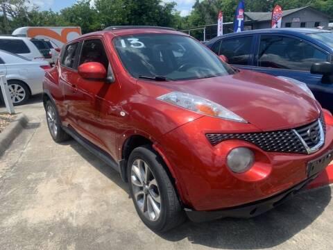 2013 Nissan JUKE for sale at Auto America in Ormond Beach FL