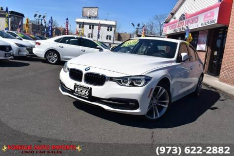 2018 BMW 3 Series for sale at www.onlycarsnj.net in Irvington NJ