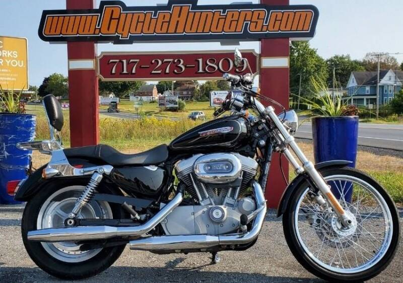 2008 Harley-Davidson Sportster XL883C for sale at Haldeman Auto in Lebanon PA