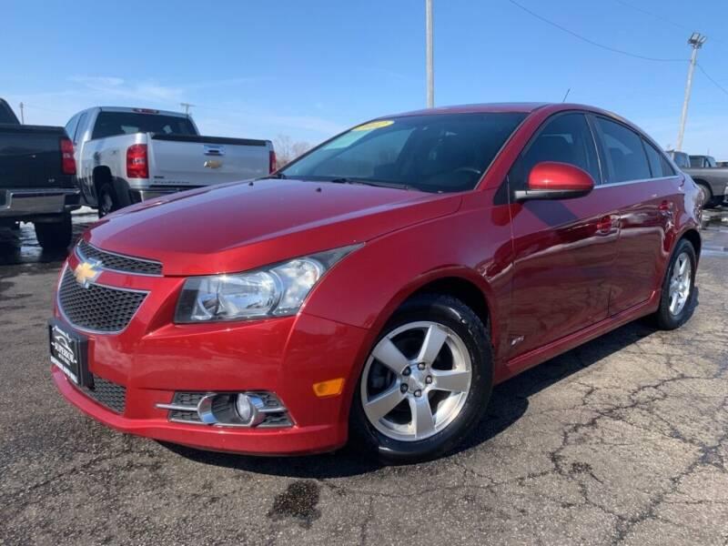 2012 Chevrolet Cruze for sale at Superior Auto Mall of Chenoa in Chenoa IL
