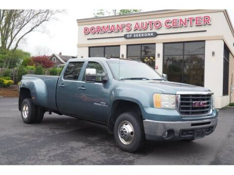 2007 GMC Sierra 3500HD for sale at DORMANS AUTO CENTER OF SEEKONK in Seekonk MA