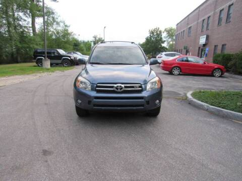 2007 Toyota RAV4 for sale at Heritage Truck and Auto Inc. in Londonderry NH