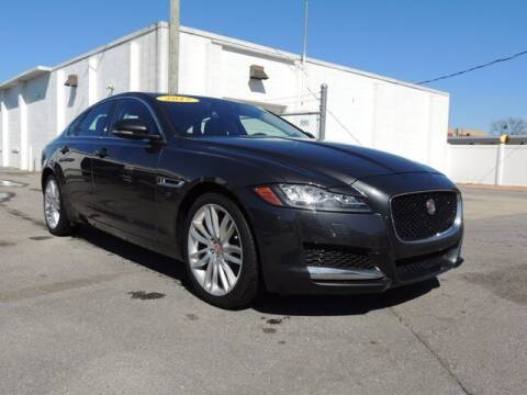 2017 Jaguar XF for sale at Auto Finance of Raleigh in Raleigh NC