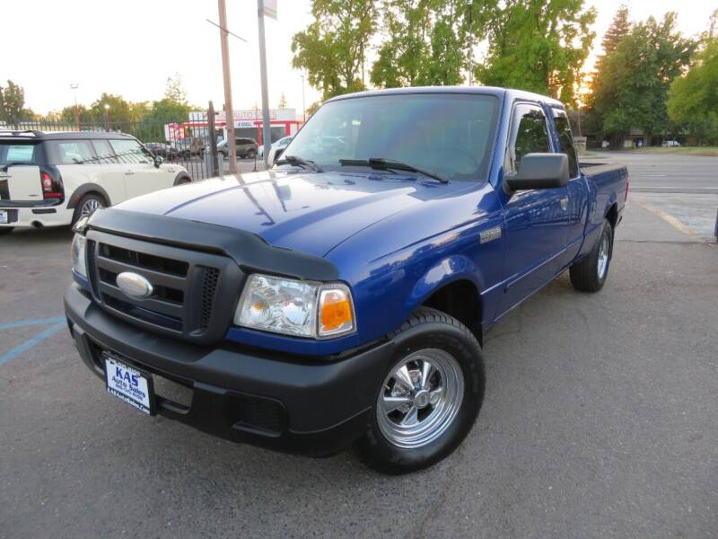 2006 Ford Ranger for sale at KAS Auto Sales in Sacramento CA