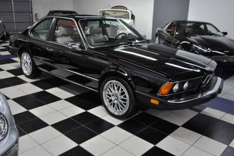1984 BMW 6 Series for sale at Podium Auto Sales Inc in Pompano Beach FL