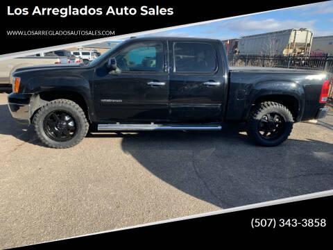 2007 GMC Sierra 1500 for sale at Los Arreglados Auto Sales in Worthington MN
