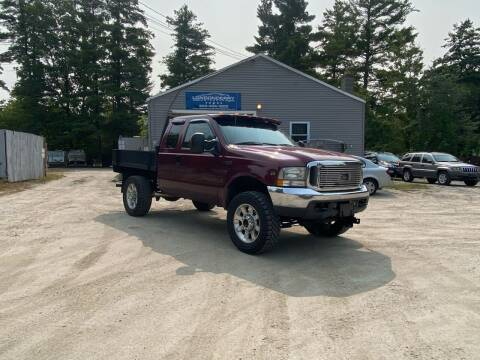 2004 Ford F-350 Super Duty for sale at Official Auto Sales in Plaistow NH