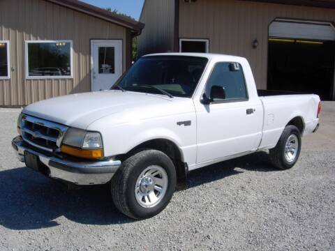 1999 Ford Ranger for sale at Greg Vallett Auto Sales in Steeleville IL