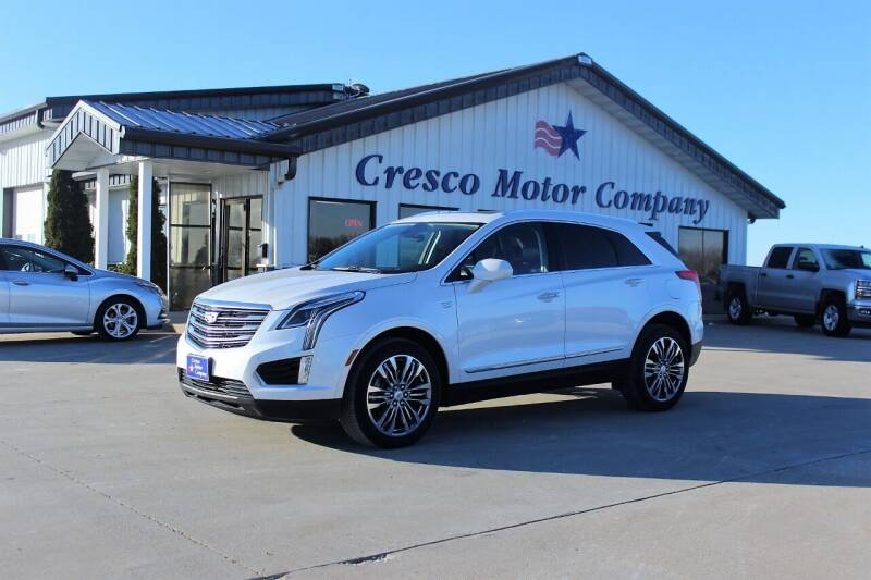 2017 Cadillac XT5 for sale at Cresco Motor Company in Cresco IA