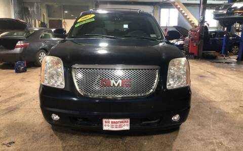 2007 GMC Yukon for sale at Six Brothers Auto Sales in Youngstown OH