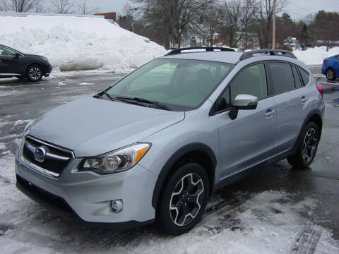 2015 Subaru XV Crosstrek for sale at North South Motorcars in Seabrook NH