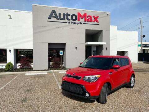 2016 Kia Soul for sale at AutoMax of Memphis - Nate Palmer in Memphis TN