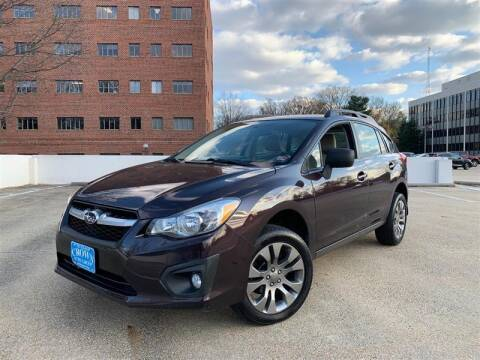 2013 Subaru Impreza for sale at Crown Auto Group in Falls Church VA