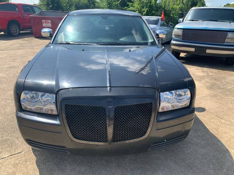 2007 Chrysler 300 for sale at 1st Stop Auto in Houston TX