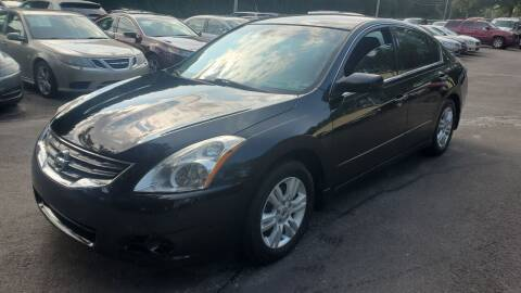 2012 Nissan Altima for sale at GA Auto IMPORTS  LLC in Buford GA