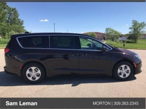 2017 Chrysler Pacifica for sale at Sam Leman CDJRF Morton in Morton IL