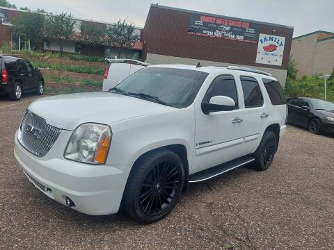2008 GMC Yukon for sale at Family Auto Sales in Maplewood MN