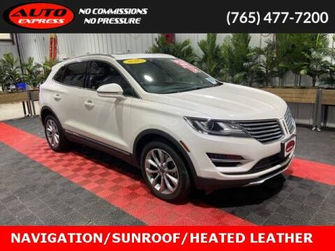 2016 Lincoln MKC for sale at Auto Express in Lafayette IN