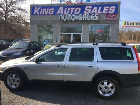 2003 Volvo XC70 for sale at King Auto Sales INC in Medford NY