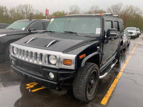 2006 HUMMER H2 for sale at Cj king of car loans/JJ's Best Auto Sales in Troy MI