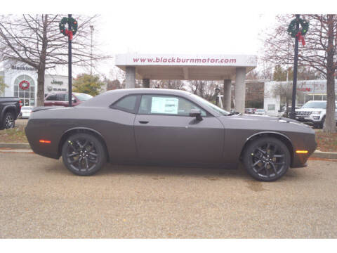 2021 Dodge Challenger for sale at BLACKBURN MOTOR CO in Vicksburg MS