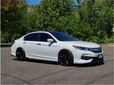 2016 Honda Accord for sale at Elite 1 Auto Sales in Kennewick WA