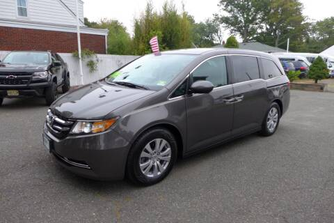 2016 Honda Odyssey for sale at FBN Auto Sales & Service in Highland Park NJ