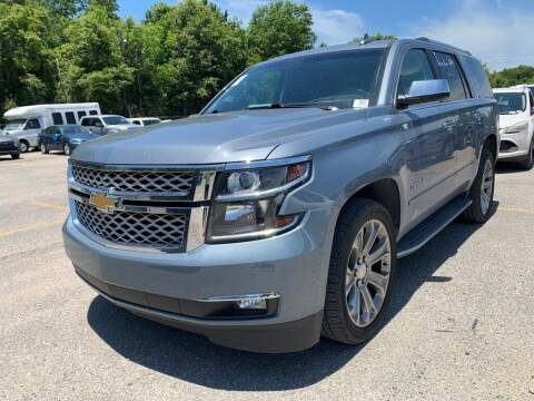 2016 Chevrolet Tahoe for sale at Smart Chevrolet in Madison NC
