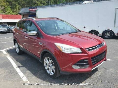 2014 Ford Escape for sale at Michael D Stout in Cumming GA