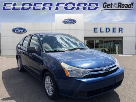 2009 Ford Focus for sale at Mr Intellectual Cars in Troy MI