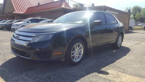 2011 Ford Fusion for sale at A & A IMPORTS OF TN in Madison TN