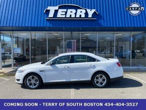 2017 Ford Taurus for sale at Terry of South Boston in South Boston VA