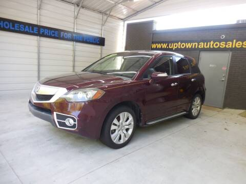 2010 Acura RDX for sale at Uptown Auto Sales in Charlotte NC