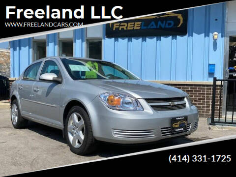 2008 Chevrolet Cobalt for sale at Freeland LLC in Waukesha WI