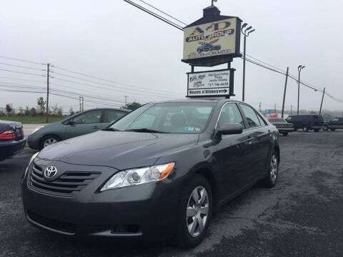 2009 Toyota Camry for sale at A & D Auto Group LLC in Carlisle PA