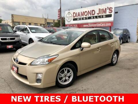 2010 Toyota Prius for sale at Diamond Jim's West Allis in West Allis WI