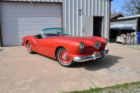 1954 Kaiser Frasier for sale at Classic Car Deals in Cadillac MI