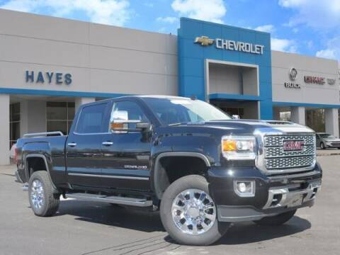 2018 GMC Sierra 2500HD for sale at HAYES CHEVROLET Buick GMC Cadillac Inc in Alto GA