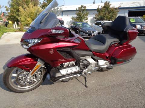 2018 Honda Goldwing 1800 Touring for sale at NorCal Auto Mart in Vacaville CA