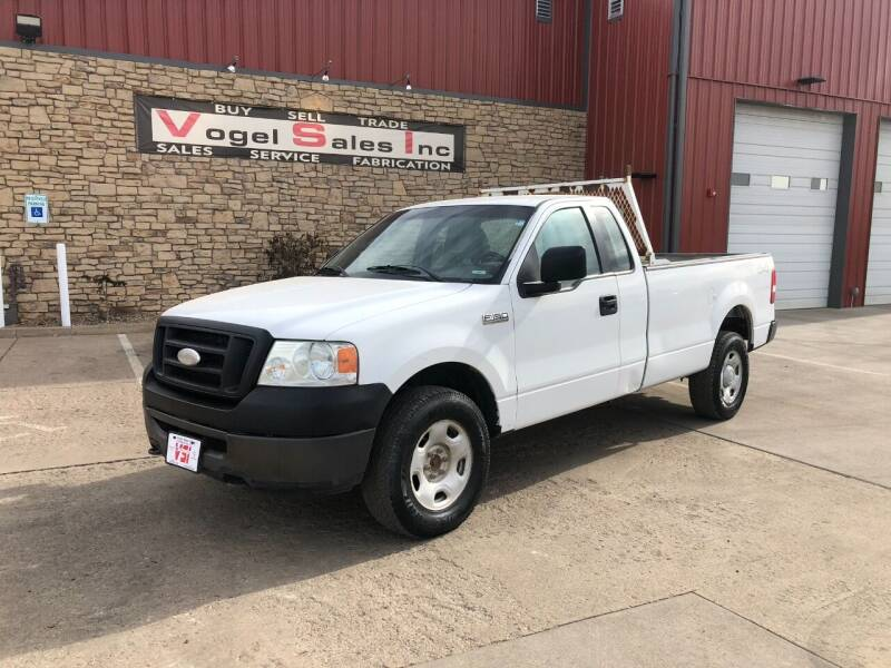 2008 Ford F-150 for sale at Vogel Sales Inc in Commerce City CO
