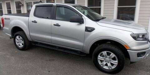 2019 Ford Ranger for sale at Bachettis Auto Sales in Sheffield MA