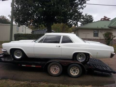 1966 Chevrolet Bel Air for sale at Haggle Me Classics in Hobart IN